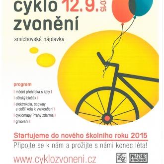 Pražské cyklozvonění 2015