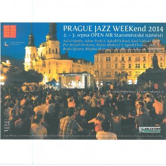 Prague Jazz weekend