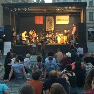 1. plnění Prague Jazz Week 2016