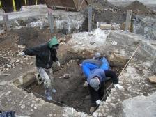 Před zahájením stavebních prací musí proběhnout archeologický průzkum.